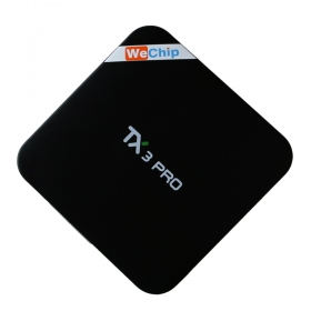 TX3 Pro TV Box Amlogic S905X Android 6.0 4K H.265