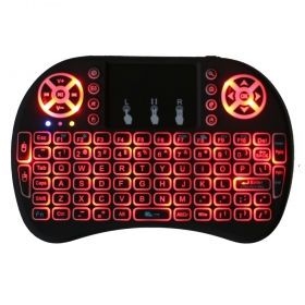 I8 3Color mini wireless keyboards