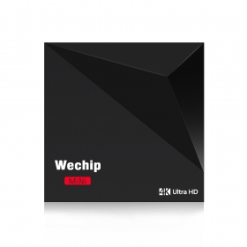 Wechip V6 RK3328 Quad-core Android7.1 tv box 1G/8G