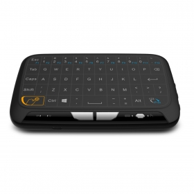 H18 mini keyboards 2.4Ghz wireless Air fly mouse touchpad