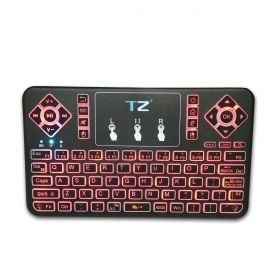 wechip Q9 3color bluetooth mini keyboards