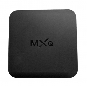 2017 best selling android tv box amlogic s805 quad core MXQ 1/8g