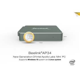 wechip Beelink AP34 Intel Apolo Lake N3450 4/64G mini PC