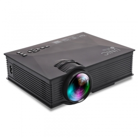 wechip UC46 LCD mini projector portable