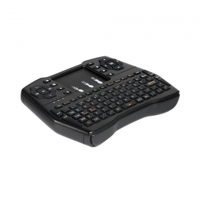 wechip I8 PLUS 2.4GHz wireless mini keyboards blaklit