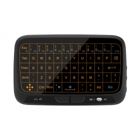 wechip H18 backlit 2.4GHz wireless mini keyboards