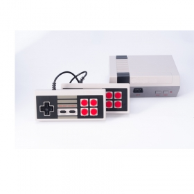 wechip NES600 game console AV out 4 buttons build in 600games