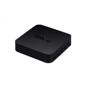 WeChip MXQ 4K Smart Android 7.1 TV Box 1GB 8GB Allwinner H3