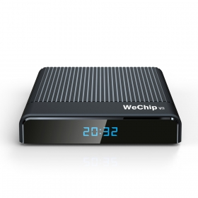 Wechip V9 Android 9.0 TV BOX Amlogic S905X3 2.4G/5G DDR3 4G64G