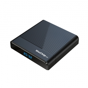 Wechip V9 Android 9.0 TV BOX Amlogic S905X3 2.4G/5G DDR3 2G16G