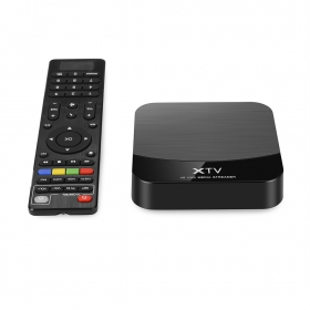 wechip XTV Android 7.1 TV BOX Amlogic S905X Support Stalker 1G8G