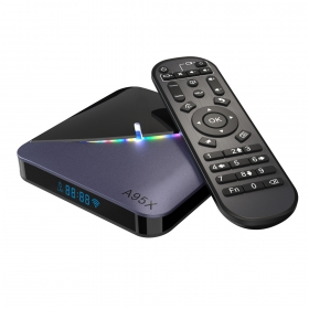WECHIP A95XF3 AMLOGIC S905X3 ANDROID 9.0 4G64G TV BOX