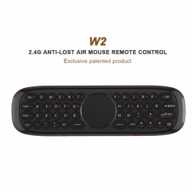 Wechip W2 Voice Remote Control with Touch Pad 2.4G Wireless