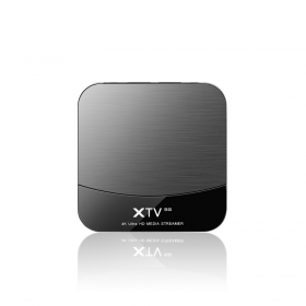 WECHIP XTV BOX SUPPORT STALK 2GB 16GB 5G OTT Box