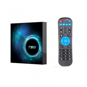 Wechip T95 H616 Dual-Band Wifi Android 10.0 4G 64G 6K Tv Box